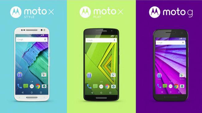 Moto G, Moto X Style i Moto X Play - najnowsze smartfony Motoroli zaprezentowane. Który wybierasz?