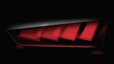 Audi światła OLED