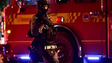 Kanada. Strzelanina w Toronto
