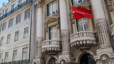 Bank Santander w Lizobnie