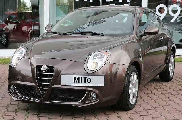Alfa Romeo MiTo po gradobiciu