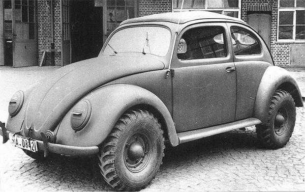 Volkswagen Typ 287 Kommandeurwagen