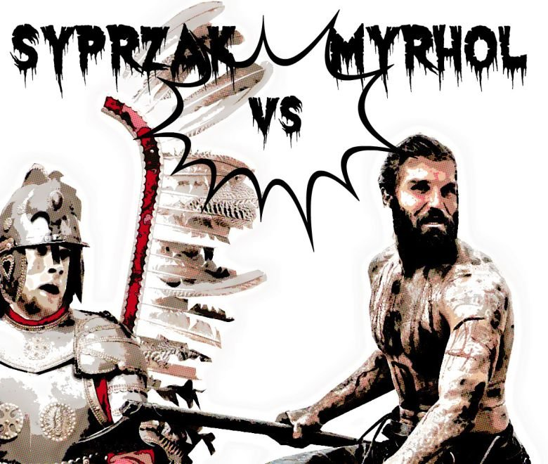 Kamil Syprzak vs Bjarte Myrhol