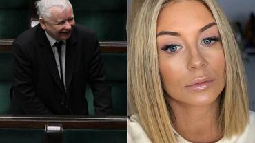 Jarosław Kaczyński, Małgorzata Rozenek