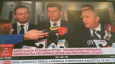 Pasek TVP Info
