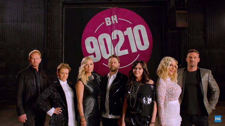 BH 90210 - nowa odsłona Beverly Hills 90210