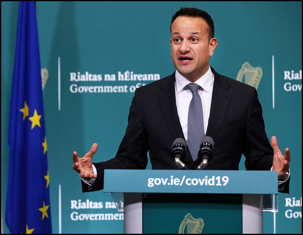 Koronawirus. Premier Irlandii wraca do praktyki lekarskiej. Będzie pełnił dyżury w czasie epidemii