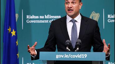Premier Irlandii Leo Varadkar