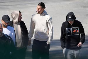 Ibrahimović zlekceważył zalecenia szwedzkich władz. Wziął udział w sparingu i strzelił gola