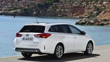 Toyota Hybrid Auris Touring Sports