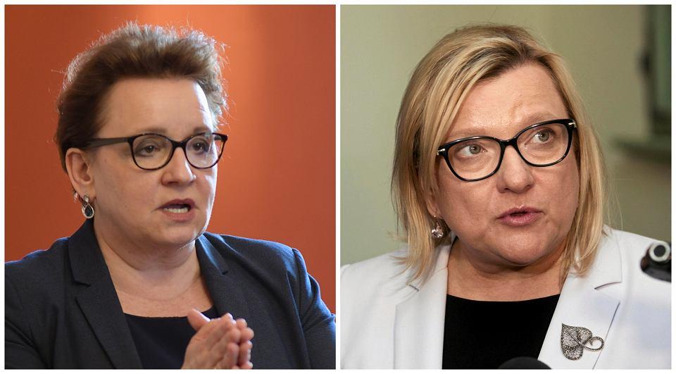 Wybory do europarlamentu 2019. Anna Zalewska i Beata Kempa. Kto weźmie po nich mandat w Sejmie?
