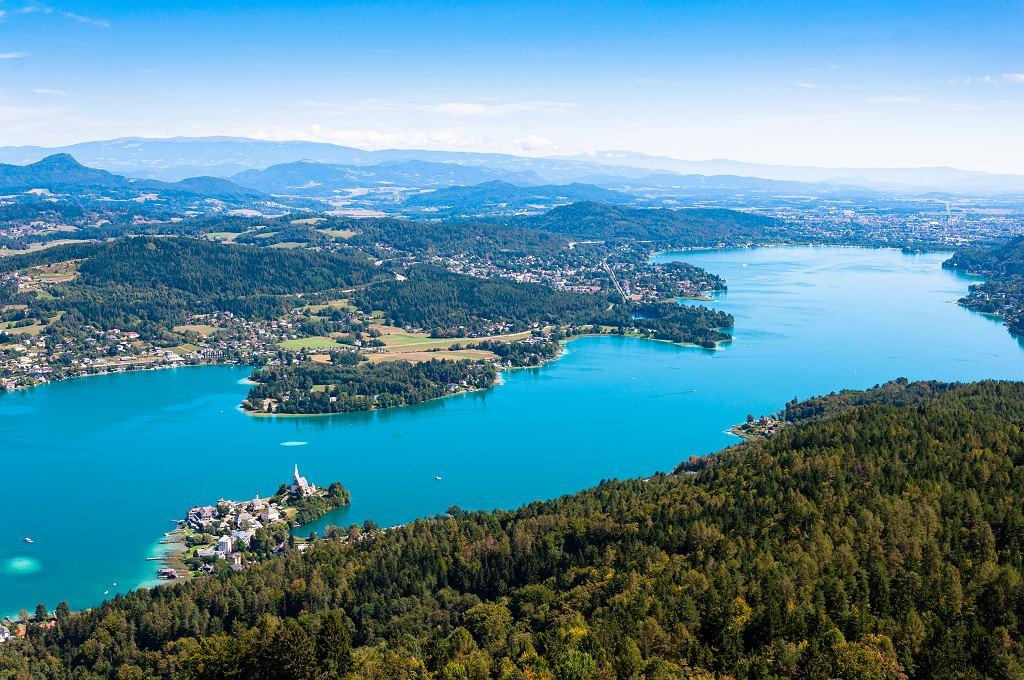 Dlaczego warto odwiedzić Karyntię latem? Najcieplejsze jezioro alpejskie to tylko jeden z kilku powodów