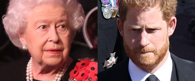 Royalsi pomagają Elżbiecie II. Ułożyli grafik. Harry'ego może zabraknąć