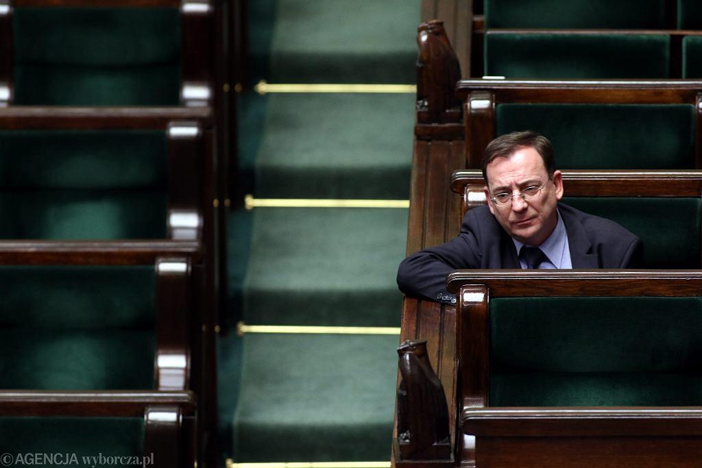 Mariusz Kamiński, koordynator ds. służb