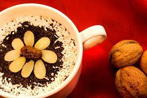 Makówki śląskie, czyli prosty makowiec. Deser wigilijny z makiem, rodzynkami i wiórkami kokosowymi
