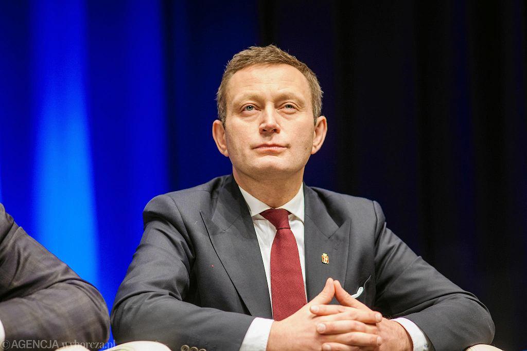 Wiceprezydent Paweł Rabiej