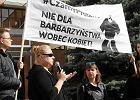 Czarny protest. W Białymstoku jedni protestują, a inni nie wiedzą
