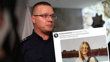 Rzecznik KGP skomentował zdjęcie Pawłowicz