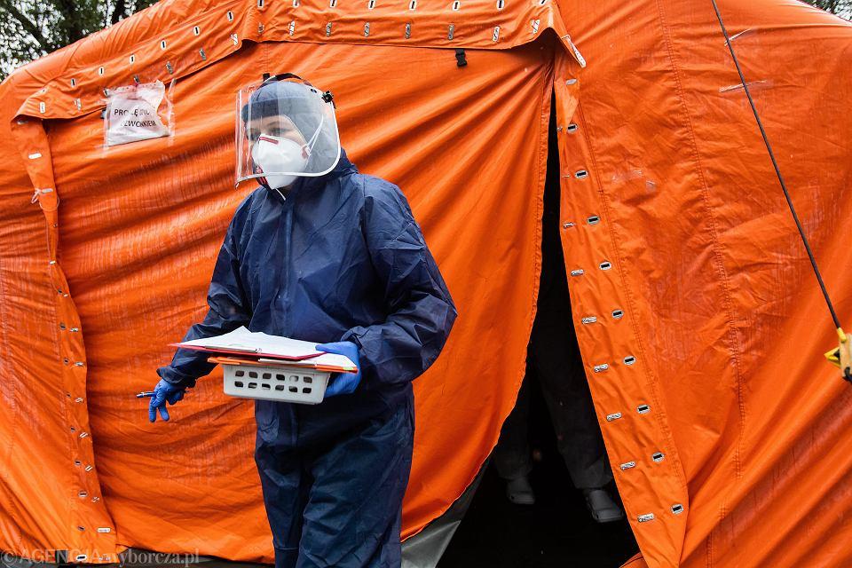 Na Podkarpaciu przybyło 27 zakażeń koronawirusem. Większość z pow. jarosławskiego