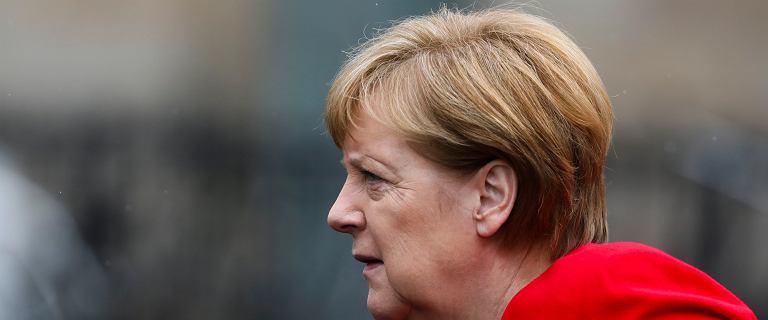 Większość Niemców uważa, że zdrowie Merkel to jej prywatna sprawa
