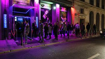 Imprezy w Warszawie. Weekend w klubach i knajpach na ulicy Mazowieckiej