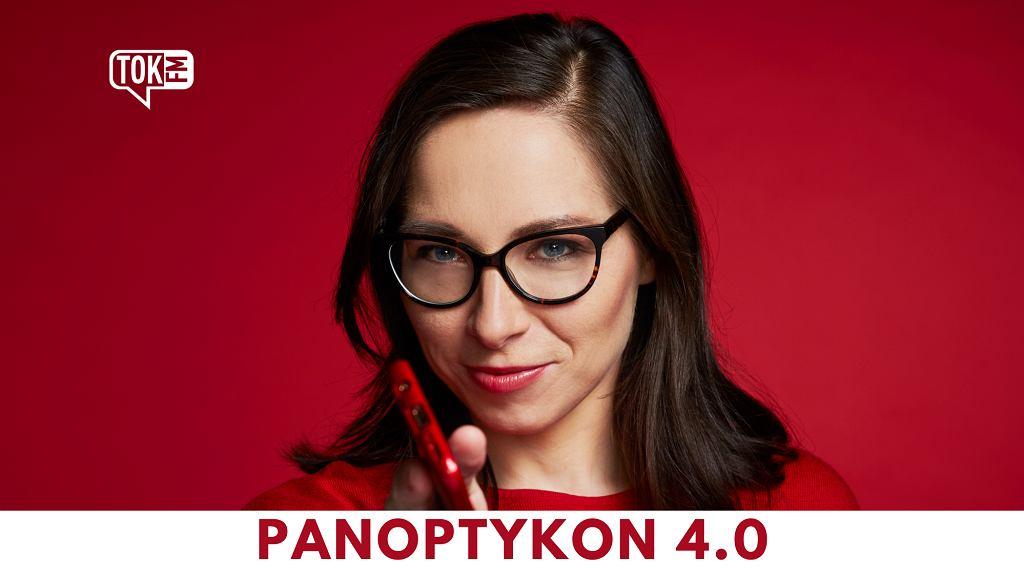 Katarzyna Szymielewicz, autorka podcastu 'Panoptykon 4.0'
