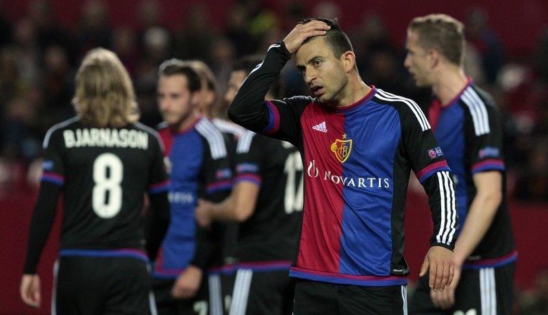 Sevilla - FC Basel 3:0
