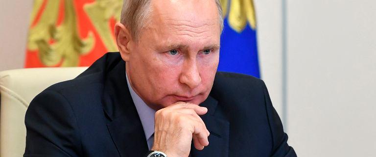 Putin będzie mógł rządzić do 2036 roku. Wyniki plebiscytu w Rosji