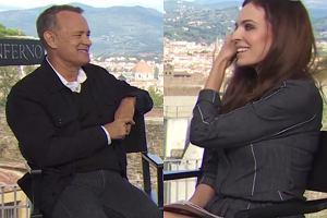 Tom Hanks, Anna Wendzikowska