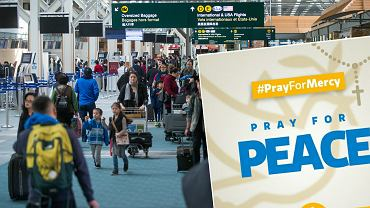Zamach na lotnisku w Brukseli