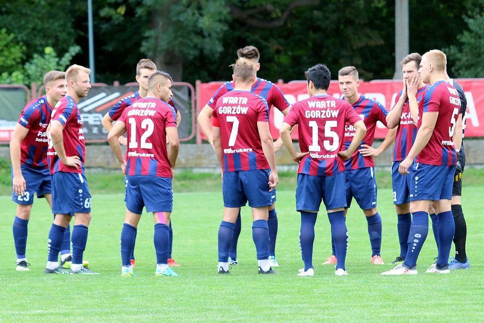 15 sierpnia 2019 r., lubuska czwarta liga: Warta Gorzów - Pogoń Skwierzyna 5:0 (2:0)