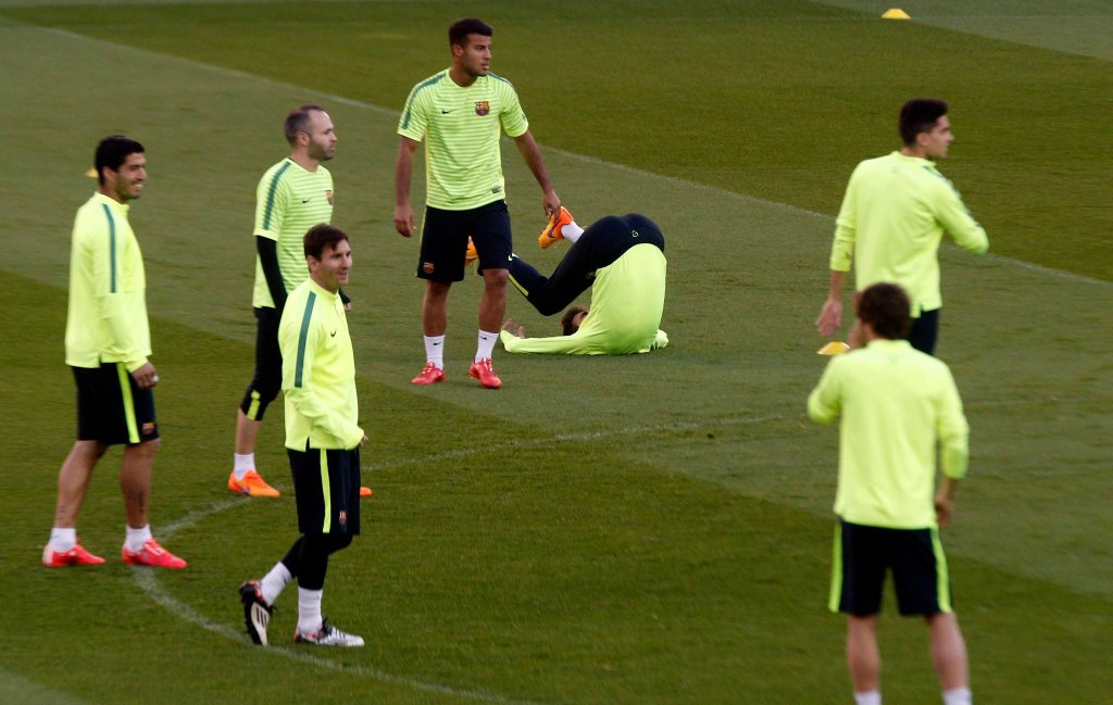 PSG - Barcelona. relacja na żywo