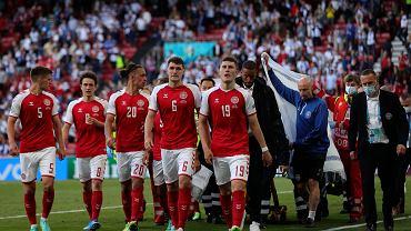 Finowie: 'Christian', Duńczycy: 'Eriksen'. Wyjątkowy hołd kibiców po reanimacji piłkarza