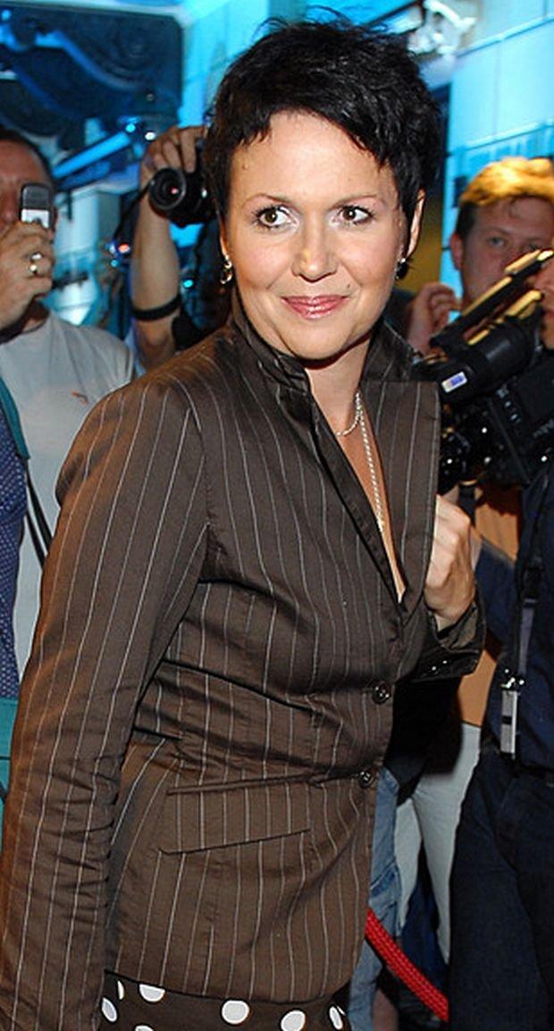 Małgorzata Pieńkowska w 2007