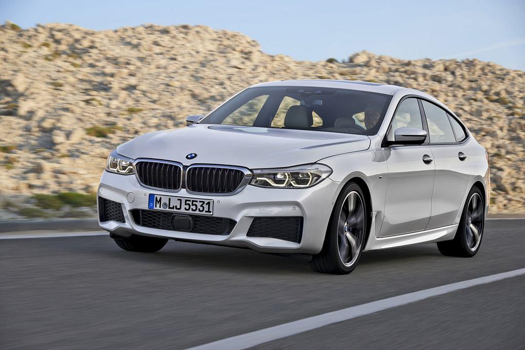 BMW serii 6 GT