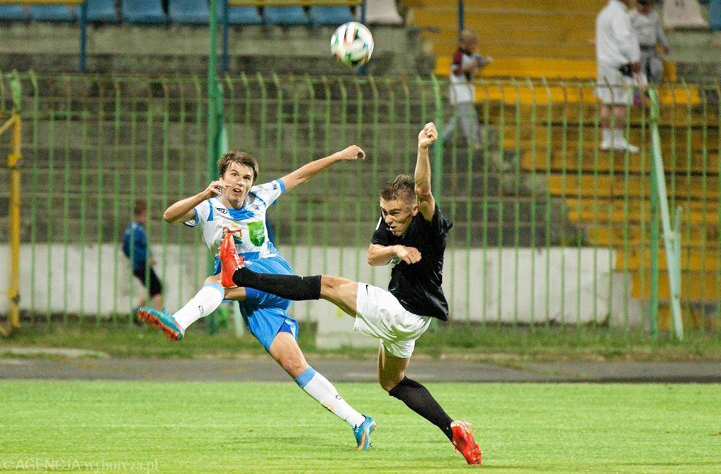 Rozwój Katowice w meczu ze Stomilem Olsztyn