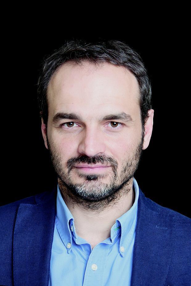 Dr Konrad Maj (fot: materiały prasowe)