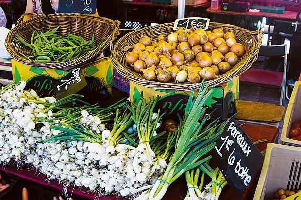 Marché des Capucins - największy targ wBordeaux