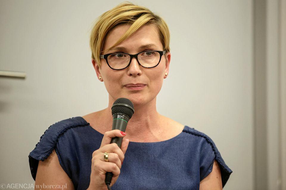 Kielce, 28 sierpnia 2019. Wzgórze Zamkowe. Debata o komunikacji miejskiej w Kielcach