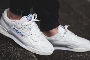 Postaw na biel - niezawodne sneakersy znanych marek w zawsze modnym kolorze