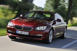 BMW 6 Coupe | Pierwsza jazda