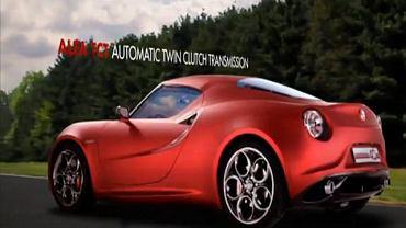 Alfa Romeo 4C Promo