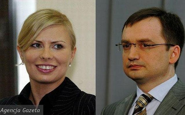 Zbigniew Ziobro i Patrycja Kotecka wzięli ślub.
