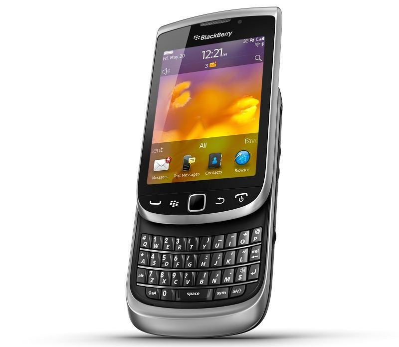 Smartfony BlackBerry