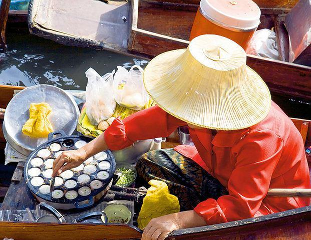 Tajlandia Kraina Tysiąca Smaków Kuchnia Tajska