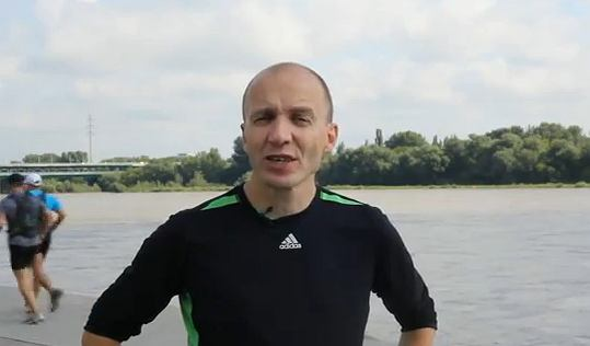 Wojtek Staszewski opowiada o długich wybieganiach