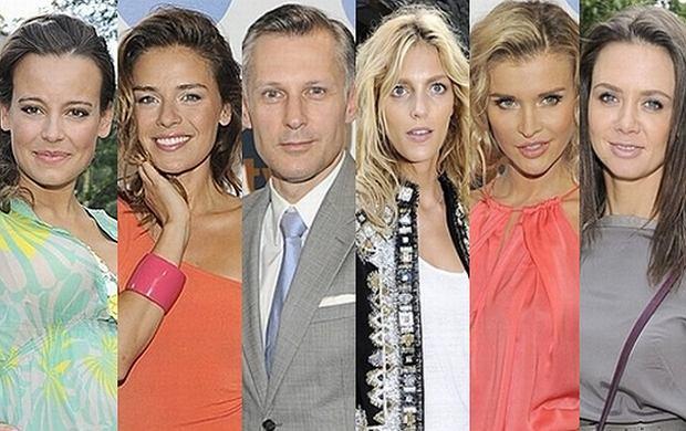 Na wczorajszej konferencji jesiennej ramówki TVN pojawiło się na niej mnóstwo gwiazd stacji. Zobacz, kto przyszedł i jak się ubrał!