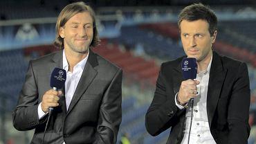 Kamil Kosowski i Maciej Żurawski