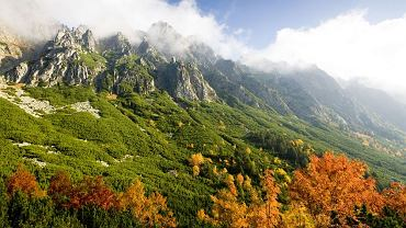 słowacja, wysokie tatry, słowackie tatry, góry