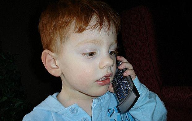 Chłopiec zadzwonił na policję.